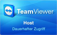 TeamViewer Host Dauerhafter Zugriff